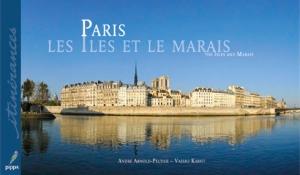 Couverture de : Paris - Les Îles et le Marais -  Ouverture dans une nouvelle fenêtre